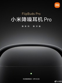 Xiaomi Mi FlipBuds Pro design