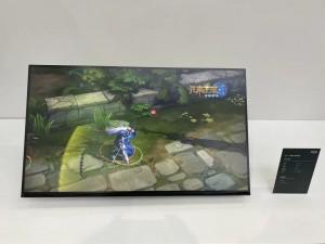 Desenvolvimento de micro OLED do BOE e monitor de jogos 360Hz