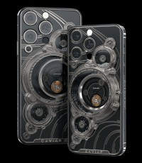 Parade Planet Titanium Kaviar, berdasarkan iPhone 13 Pro