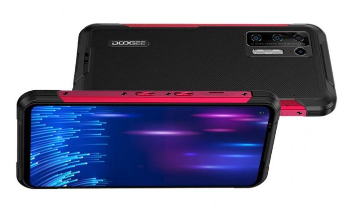 Doogee revela o S97 Pro, um telefone robusto com bateria de 8.500 mAh e câmera principal Samsung de 48 MP