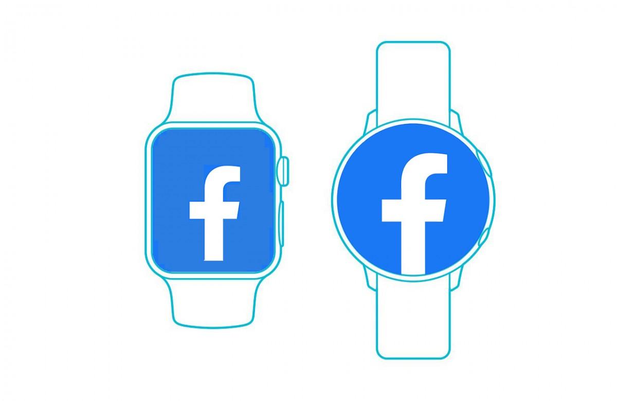 Jam tangan pintar Facebook dalam pengerjaan, akan memiliki kamera yang dapat dilepas