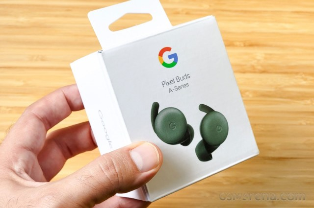 Pixel Buds A-Series hands-on