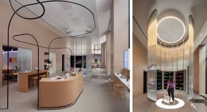 O Google oferece uma olhada em sua primeira Google Store permanente em Nova York