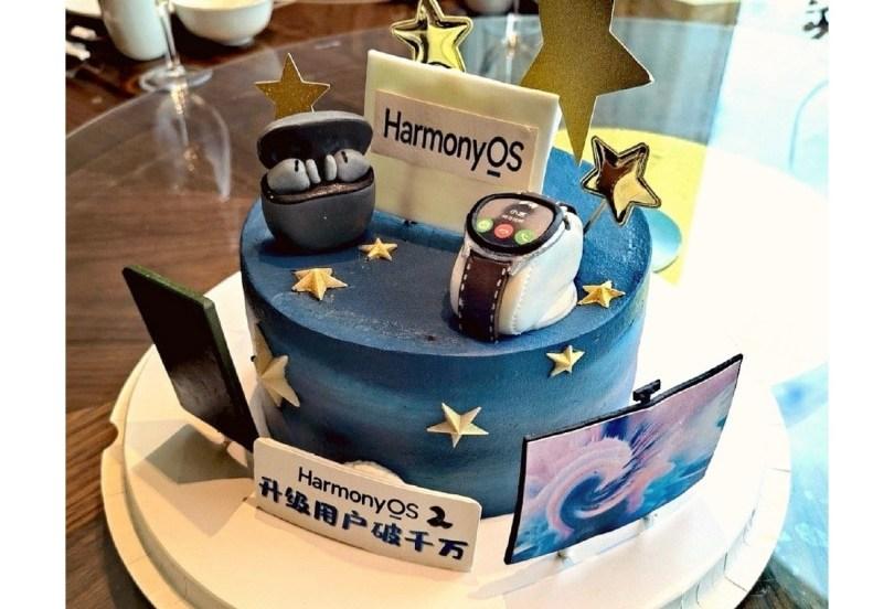 Huawei's HarmonyOS 2 already passes 10 million users