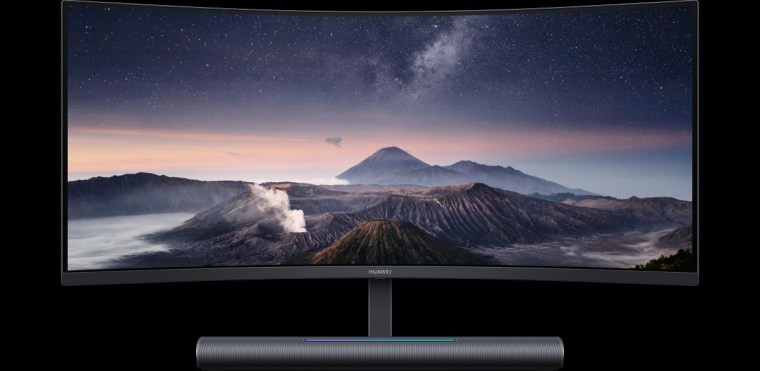The Huawei MateView GT 165 Hz curved gaming monitor is going global, the flat MateView follows