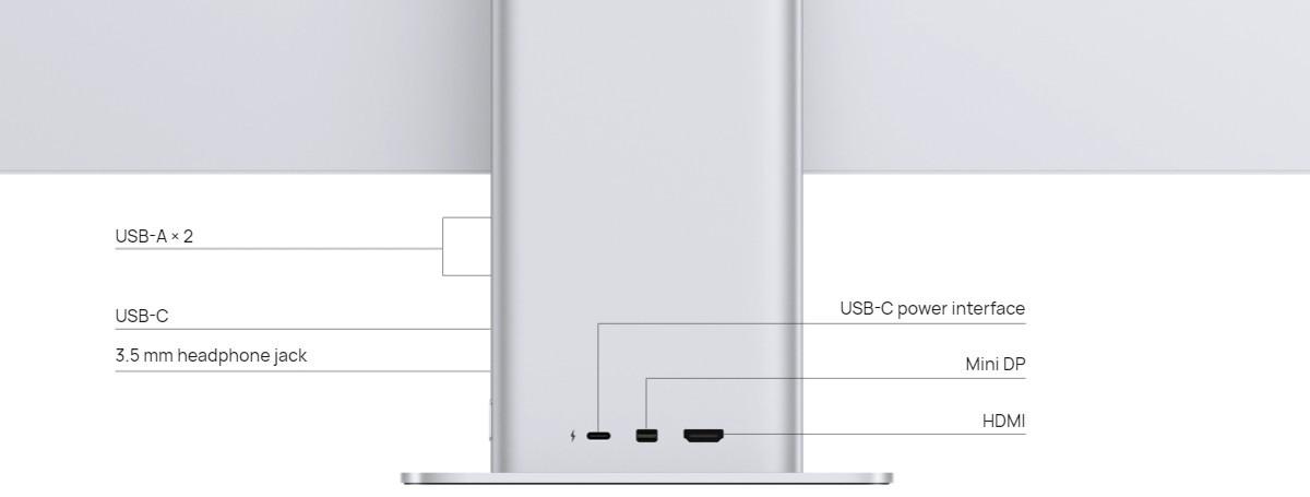 Monitor gaming melengkung Huawei MateView GT 165 Hz akan mendunia, MateView datar mengikuti