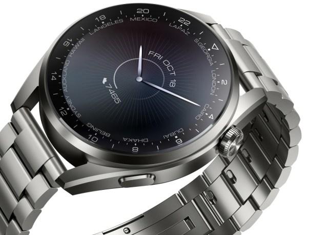 Huawei Watch 3 unveiled with HarmonyOS, eSIM, 3-day battery, 3 Pro follows with titanium body