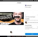 Sekilas tentang cara kerja Instagram di desktop
