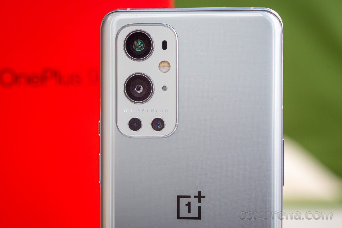 Pulau kamera OnePlus 9 Pro