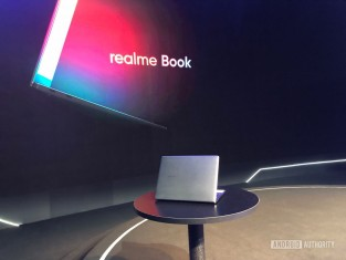 Realme Book leaked shots (Source: Android Authority)