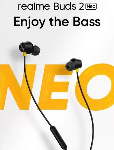 Realme Buds 2 Neo akan datang pada 1 Juli