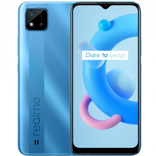 Realme C11 (2021) arrives in India
