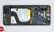Sony Xperia 1 III earns a 6/10 repairability score in disassembly video