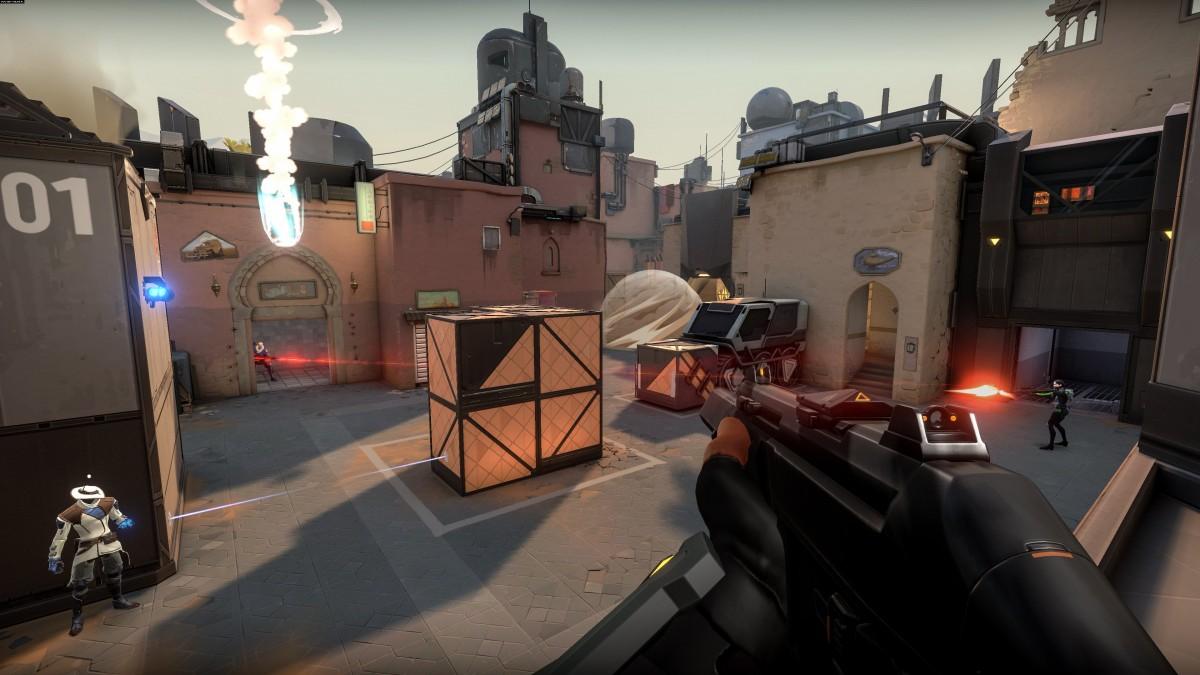Riot Games akan menghadirkan Valorant ke platform seluler