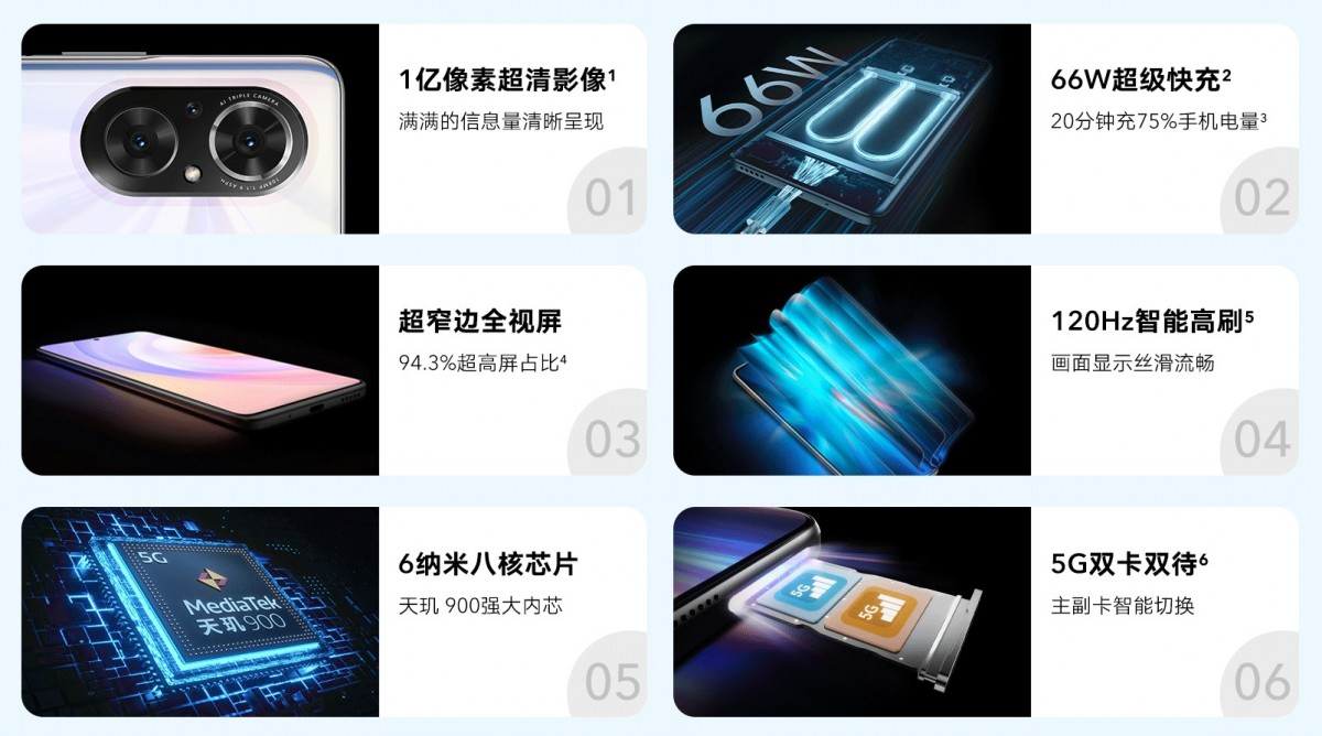 Honor 50 SE mendapatkan chipset MediaTek dan LCD