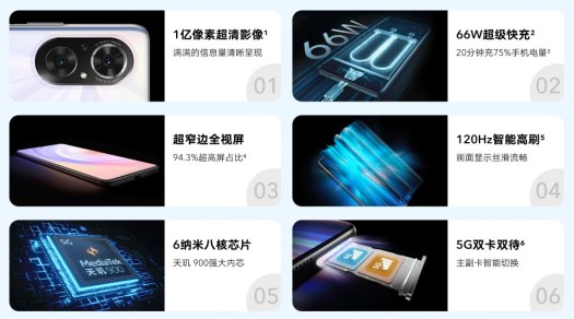 The Honor 50 SE gets a MediaTek chipset and an LCD