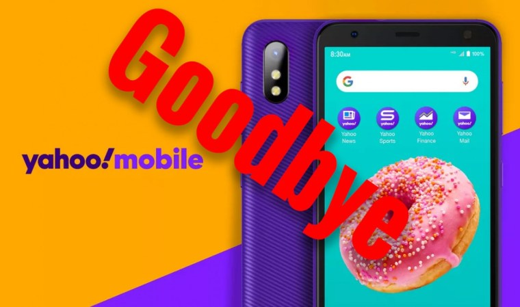 Yahoo Mobile shuts down, users must switch to Visible