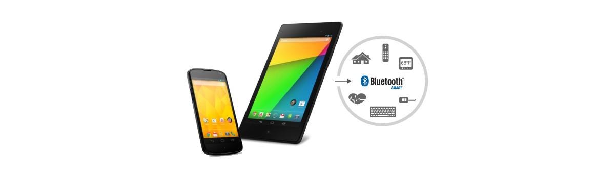 Tumpukan Bluetooth baru