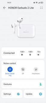 Huawei AI Life app interface