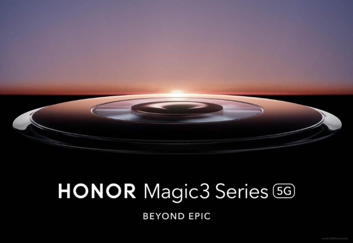 Honor mengonfirmasi acara peluncuran seri Magic3 untuk 12 Agustus