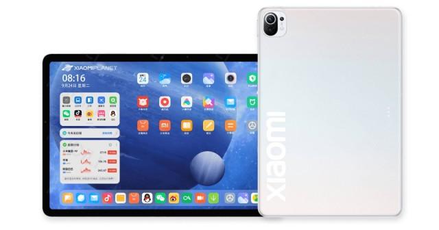Render Xiaomi Mi Pad 5