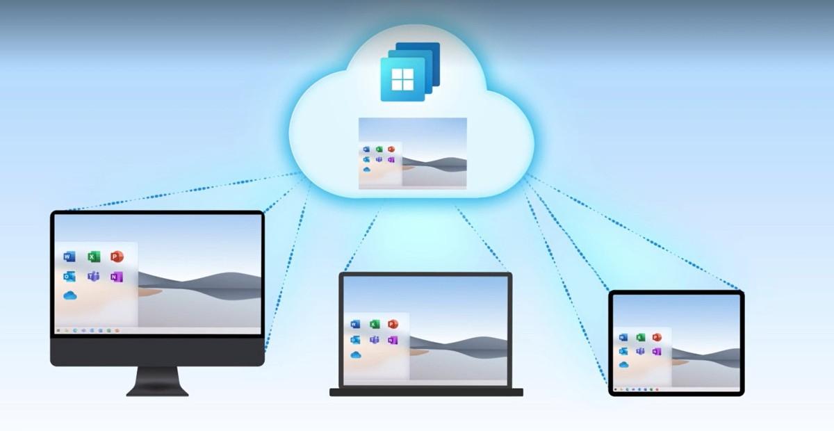 Langganan Windows 365 baru Microsoft memungkinkan Anda melakukan streaming Windows 11 dari mana saja