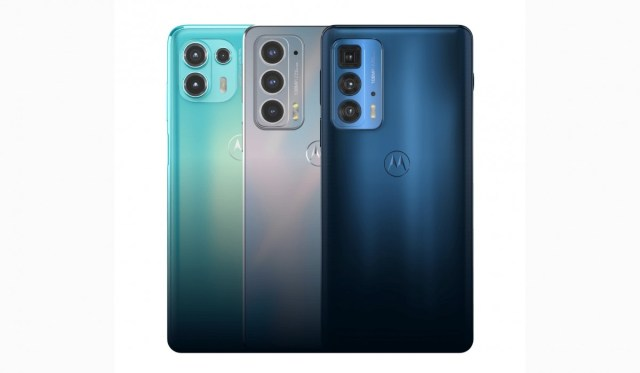 Motorola Edge 20, 20 Pro, 20 Lite announced