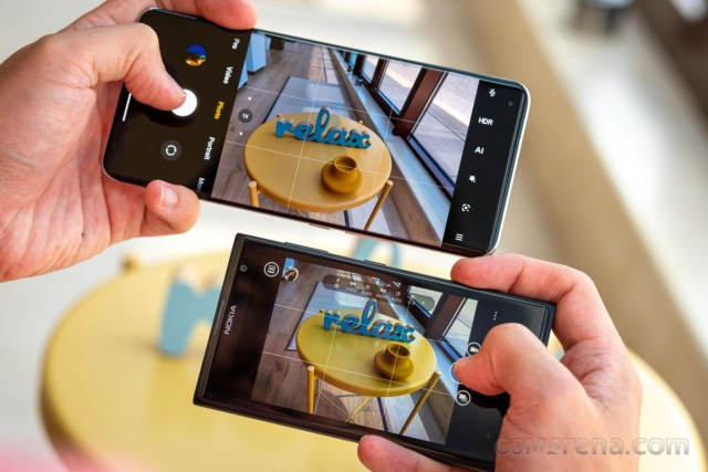Nokia Lumia 1020 vs. Xiaomi Mi 11 Ultra