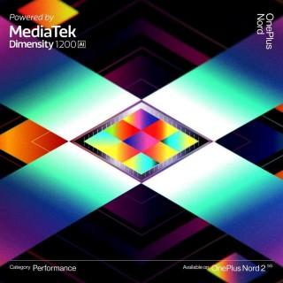 MediaTek Dimensity 1200 SoC and 65 Warp Charge