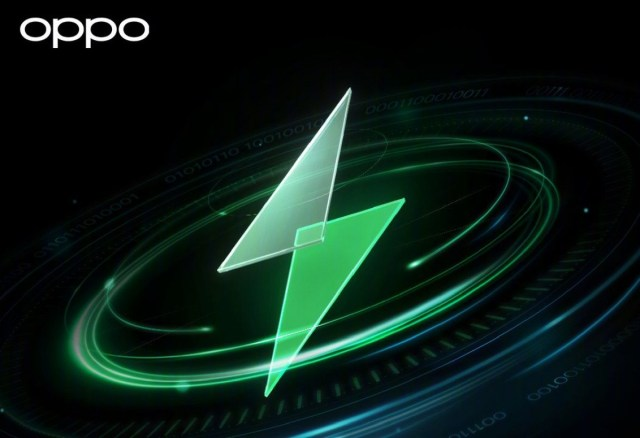 Oppo unveils new charging technologies