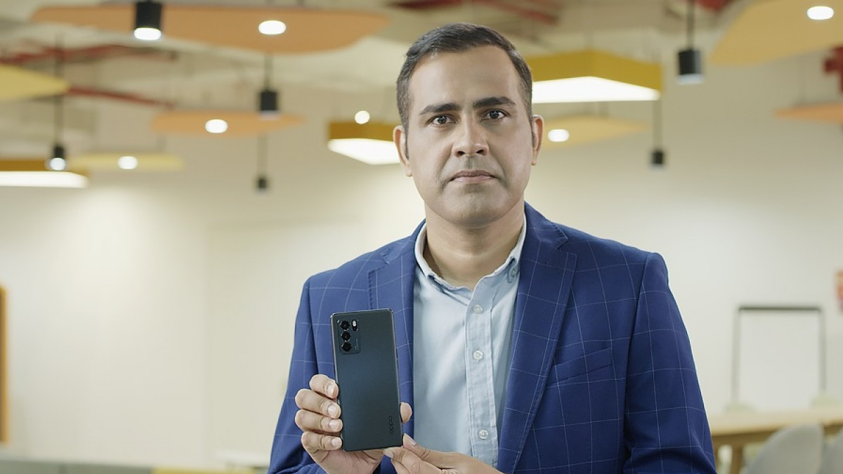 Tasleem Arif - Wakil Presiden dan Kepala R&D Oppo India