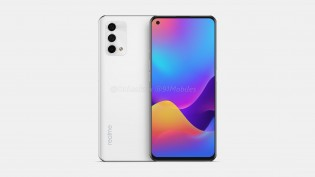 Realme GT Master Edition leaked renders