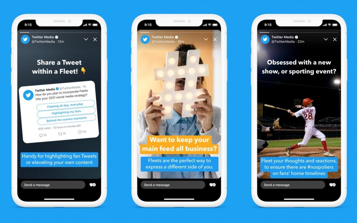 Twitter membunuh Armada, versi Stories-nya