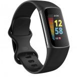 Fitbit Charge 5 dalam Warna Hitam/Grafit