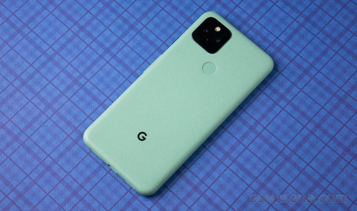 Google Piksel 5 (2020)