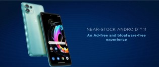 Motorola Edge 20 Fusion will run Android 11 out of the box