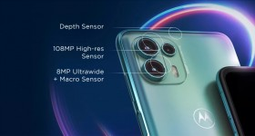 Motorola Edge 20 Fusion akan menampilkan total empat kamera