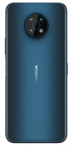 The Nokia G50 will be available in Blue and Midnight Sun (gold)