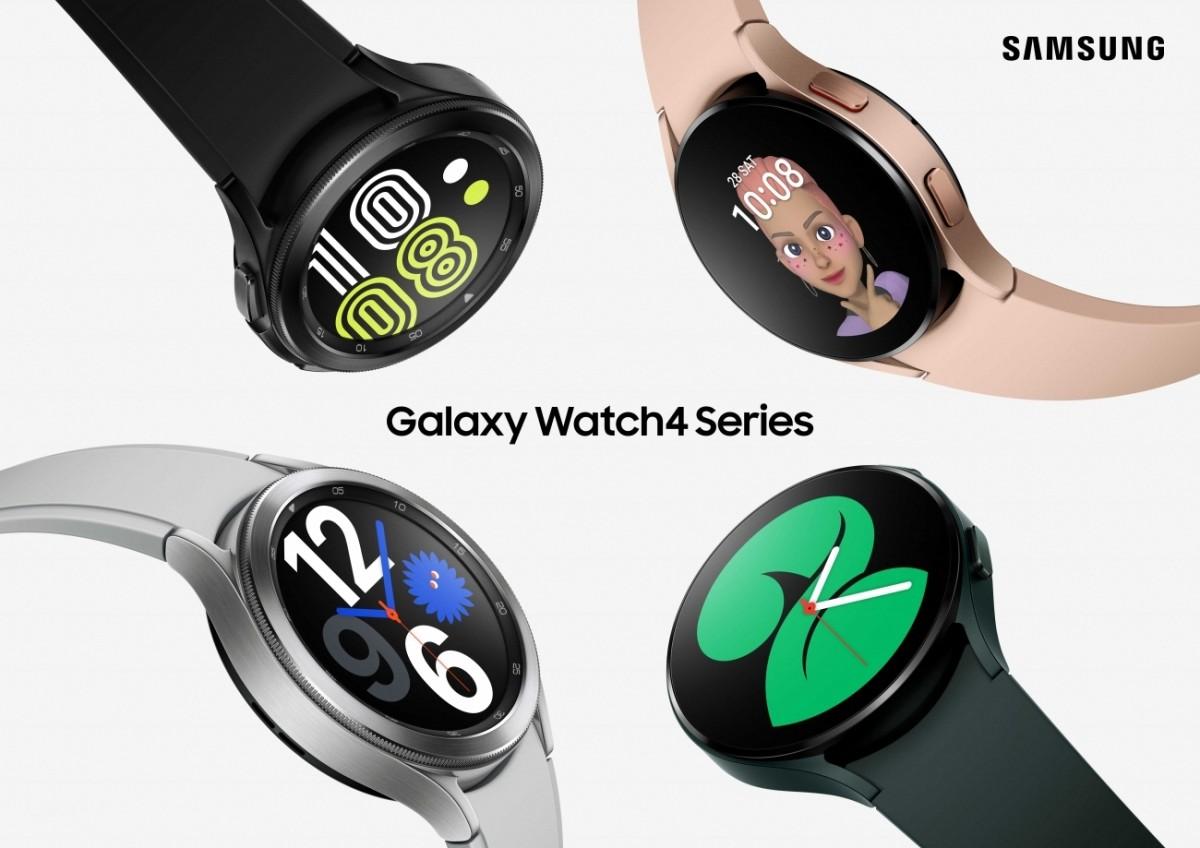 Seri Samsung Galaxy Watch4 mendapatkan pembaruan perangkat lunak pertamanya