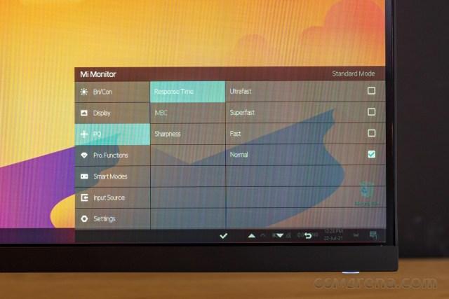 Xiaomi Mi 2K Gaming Monitor 27'' review