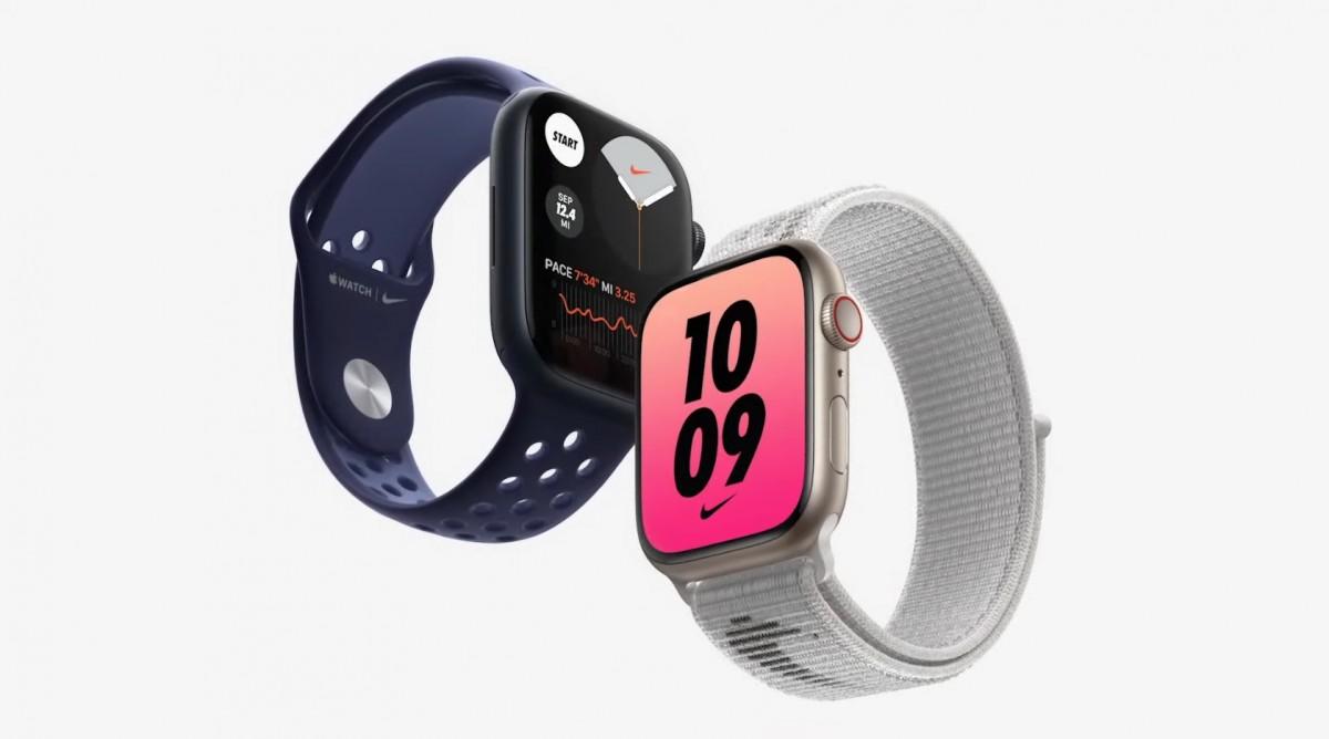Pre-order Apple Watch Series 7 akan dimulai minggu depan, mulai dikirimkan pertengahan Oktober