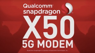 The modems used in the first 5G smartphones