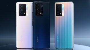 iQOO Z5's