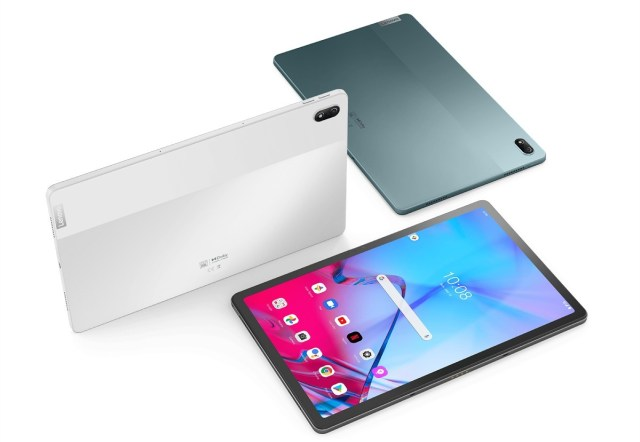 Lenovo unveils its first 5G tablets, P11 5G and Tab P12 Pro, the latter with SD870 and 120 Hz AMOLED display