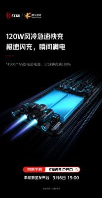 Poster teaser resmi dari Weibo