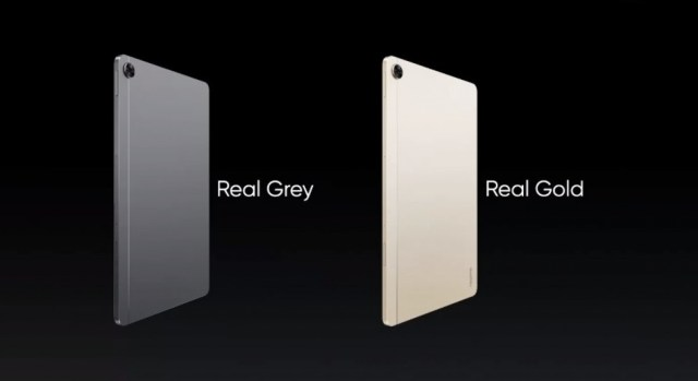 Realme Pad is here with ultra-slim body and design, low prices