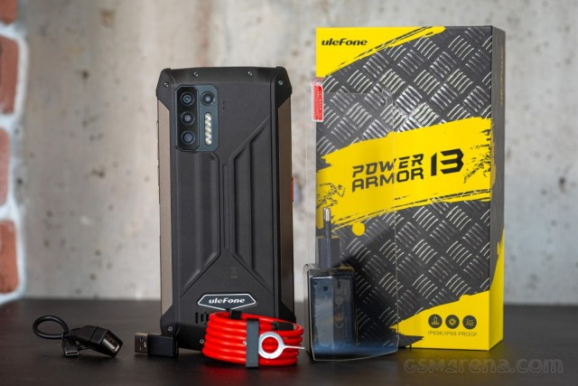 Ulefone Power Armor 13 in for review