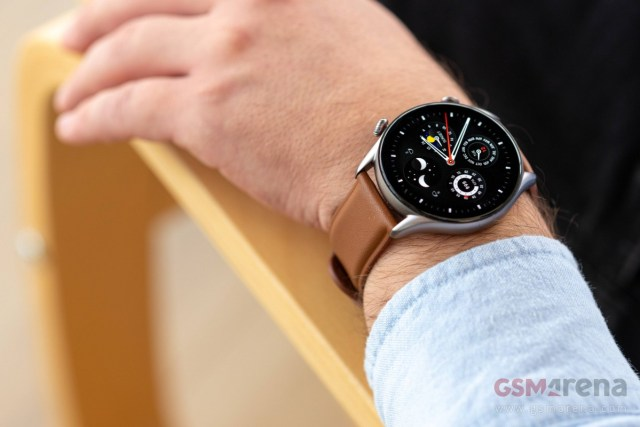 Amazfit GTR 3 Pro in for review