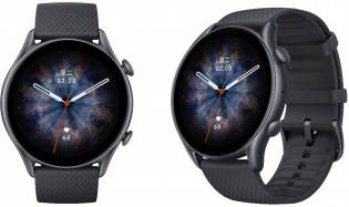 Amazfit GTR 3 Pro, GTR 3 and GTS 3 unveiled with improved displays, battery life and new features
