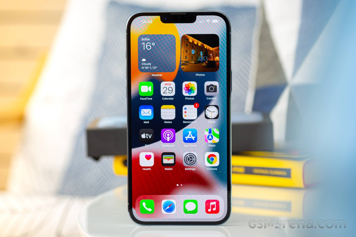 Apple cuts iPhone 13 production estimates due to chip shortage